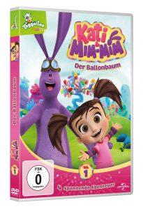 Universal Pictures_Kati und Mim-Mim_Volume 1_Der Ballonbaum_Cover Kopie