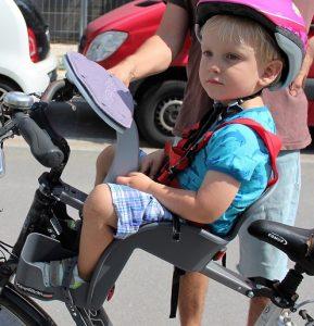 WeeRide_Fahrradsitz