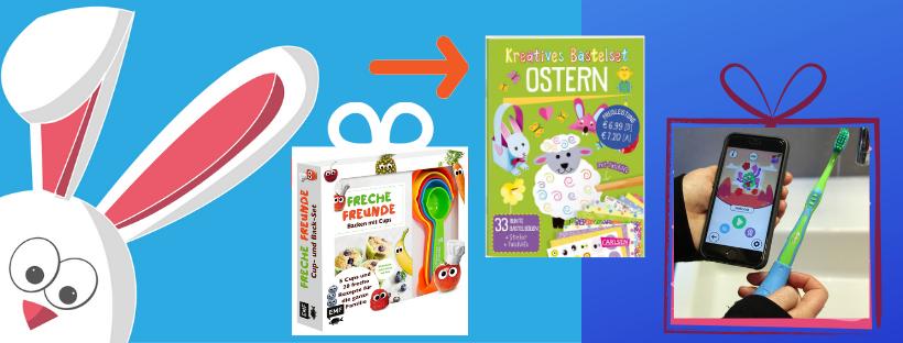 So Läuft Der Hase Originelle Ostergeschenke Für Kinder Im