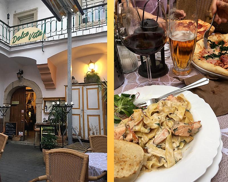 Dolce Vita Restaurant in Pilsen
