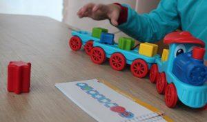 Tuff, Tuff, Tüfteln: Die Logik Lok Lili für Kinder ab drei